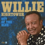 OUT OF THE BLUE, HIGHTOWER, WILLIE, LP, 0029667008419