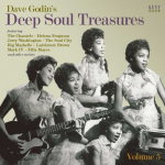 DAVE GODIN'S DEEP TREASURESVOL.5, VARIOUS, CD, 0029667096126