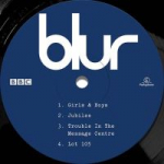 "LIVE AT THE BBC -10""-, BLUR, 12"", 0190295439620"