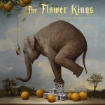 WAITING FOR MIRACLES, FLOWER KINGS, CD, 0190759852729