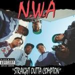 STRAIGHT OUTTA COMPTON (180 GRAM VINYL & DOWNLOAD), N.W.A., LP, 0600753469958