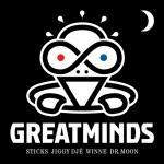 GREAT MINDS, GREAT MINDS, CD, 0602537347117
