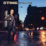 57TH & 9TH (LIMITED EDITION BLUE VI, STING, LP, 0602557117752