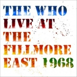LIVE AT THE FILLMORE, WHO, LP, 0602567444800