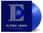 DIAMONDS -BLUE TRANSPARENT, JOHN, ELTON, LP, 0602577604980