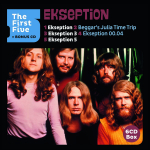 THE FIRST FIVE, EKSEPTION, CD, 0602577932458