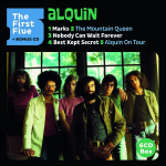 THE FIRST FIVE, ALQUIN, CD, 0602577949173