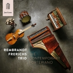 CONTEMPORARY FORTEPIANO, FRERICHS, REMBRANDT -TRIO, CD, 0608917470925