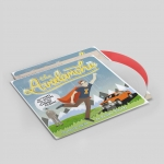 THE AVALANCHE (ORANGE / WHITE), STEVENS, SUFJAN, LP, 0656605366050