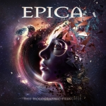 THE HOLOGRAPHIC PRINCIPLE, EPICA, CD, 0727361368708
