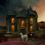 IN CAUDA VENENUM -COLOURE, OPETH, LP, 0727361509873