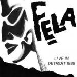 LIVE IN DETROIT 1986, KUTI, FELA, CD, 0730003309526
