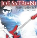 SATCHURATED: LIVE IN MONTREAL, SATRIANI, JOE, CD, 0886919231229