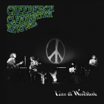 LIVE AT WOODSTOCK, CREEDENCE CLEARWATER REVIVAL, LP, 0888072100305