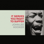 IT SERVES YOU RIGHT TO SUFFER, HOOKER, JOHN LEE, LP, 0889397107161