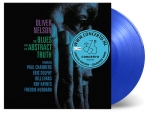 BLUES AND THE ABSTRACT TRUTH -BLUE VINYL-, NELSON, OLIVER, LP, 0889397218355