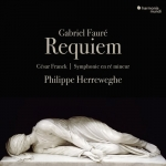 GABRIEL FAURE REQUIEM, ORCHESTRE DES CHAMPS-ELYSEES PHILIP, CD, 3149020937082