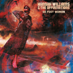 50 FOOT WOMAN, WILLIAMS, HANNAH -& THE AFFIRMATION, CD, 5050580716780