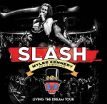 LIVING THE DREAM TOUR (LIVE/2CD&DVD, SLASH/KENNEDY, MYLES AND THE CONSPIR, DVD+CD, 5051300211127