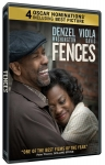 FENCES, MOVIE, DVD, 5053083108526