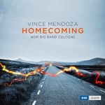 HOMECOMING, MENDOZA, VINCE, CD, 5055551770365