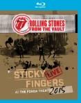 STICKY FINGERS: LIVE 2015 (BLU-RAY), ROLLING STONES, Blu-ray, 5051300533571