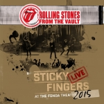 STICKY FINGERS: LIVE 2015 (3LP/DVD), ROLLING STONES, LP, 5034504910591