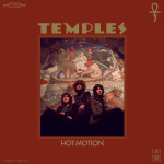 HOT MOTION, TEMPLES, CD, 5400863013172