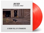 ROOM FULL OF STRANGERS (LP+CD), ROY, JW & ROYAL FAMILY, LP, 8438476166418