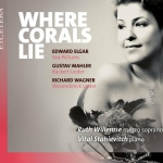 WHERE CORALS LIE, WILLEMSE, RUTH/VITAL STAH, CD, 8711801016399