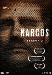 NARCOS SEIZOEN 2, TV SERIES, DVD, 8711983966017