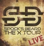 THE X TOUR LIVE, SPOCKS BEARD, CD+DVD, 8712725735823