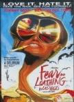 FEAR AND LOATHING IN LAS VEGAS, MOVIE, DVD, 8713045201685