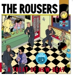 "A TREAT OF NEW BEAT (LP+7""+CD), ROUSERS, LP+CD, 8713748984953"