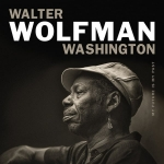 MY FUTURE IS MY PAST, WASHINGTON, WALTER WOLFMAN, CD, 8714092759525