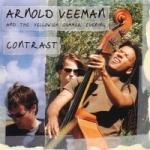 CONTRAST, VEEMAN, ARNOLD & THE YELLOWISH SUMMER EVENING, CD, 8715126041579