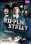 RIPPER STREET SEIZOEN 2, TV SERIES, DVD, 8717344754965