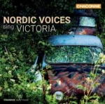 NORDIC VOICES SING VICTORIA, NORDIC VOICES, SACD, 8718456068292
