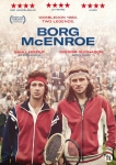 BORG VS MCENROE, MOVIE, DVD, 8718836863769