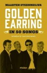GOLDEN EARRING IN 50 SONGS, STEENMEIJER, MAARTEN, Boek, 9789046822524