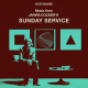 SUNDAY SERVICE -COLOURED-, VARIOUS, LP, 0029667009416