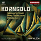 KORNGOLD SYMPHONY IN F SHARP / THEM, SINFONIA OF LONDON JOHN WILSON, SACD, 0095115522028