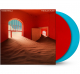 SLOW RUSH -RED/BLUE INDIE ONLY-, TAME IMPALA, LP, 0602508460074