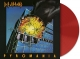 PYROMANIA - RED OPAQUE-, DEF LEPPARD, LP, 0602567890720