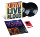 LIVE AND LOUD (180GR&DOWNLOAD), NIRVANA, LP, 0602577329531