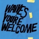 YOU RE WELCOME (COLOUR), WAVVES, LP, 0751037439416