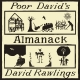 POOR DAVID'S ALMANACK, RAWLINGS, DAVID, CD, 0805147171329