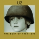 THE BEST OF 1980 - 1990, U2, LP, 0602557970890