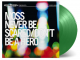 NEVER BE BE A HERO // ON GREEN VINYL -COLOURED-, MOSS, LP, 8714374638371