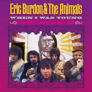 WHEN I WAS YOUNG, BURDON, ERIC & THE ANIMAL, CD, 5013929480001